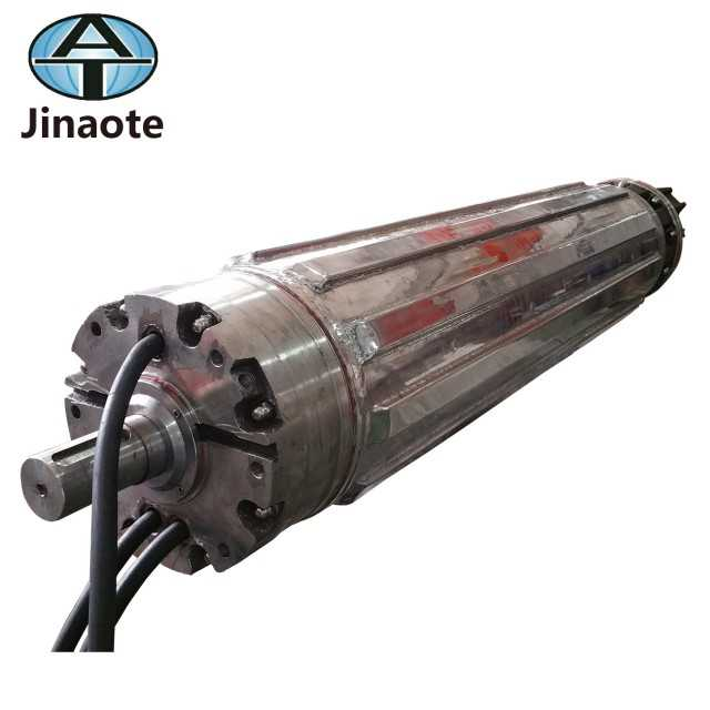 Supply rewinding submersible electric motors