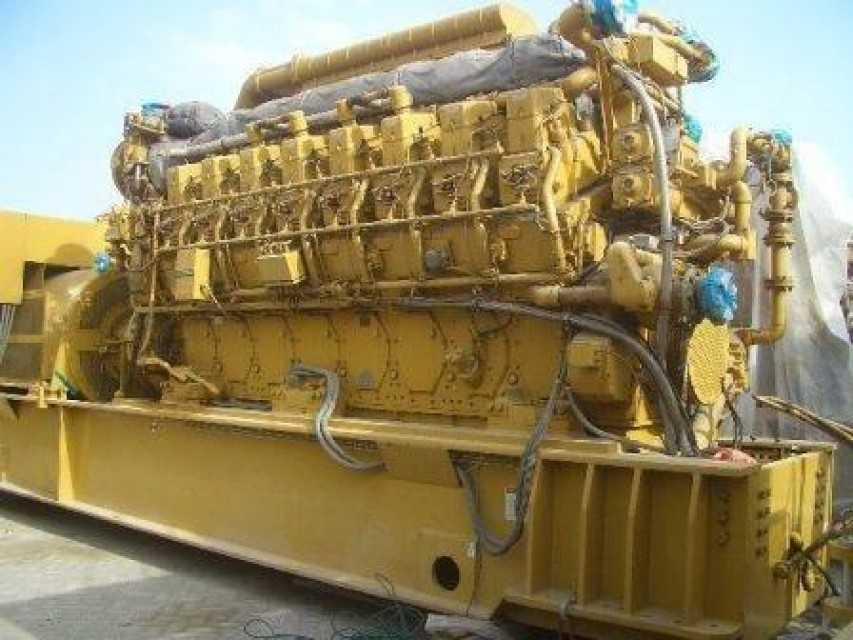 G3616 Gas Generator Set