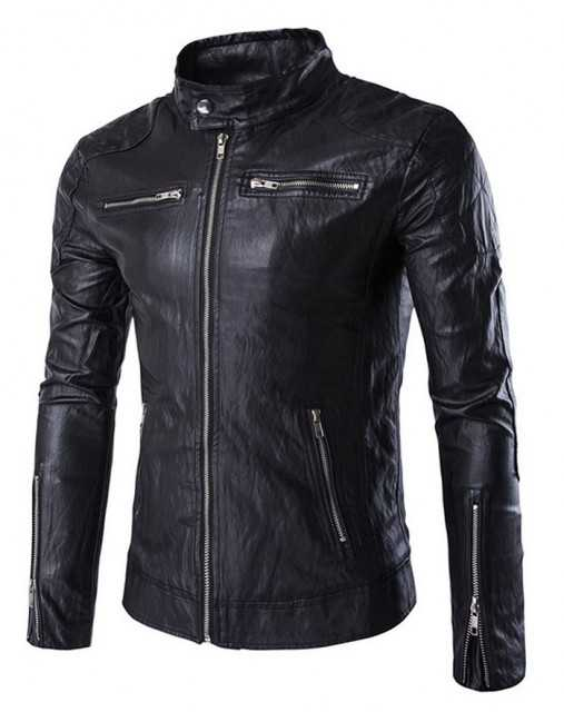 Leather Casual Jackets