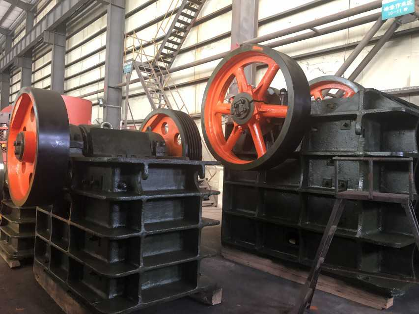 Jaw crusher, crushing machinery, mining machinery