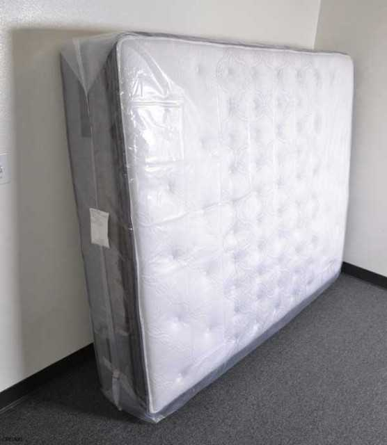Twin full size PE mattress cover