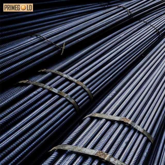Prime gold TMT Bars