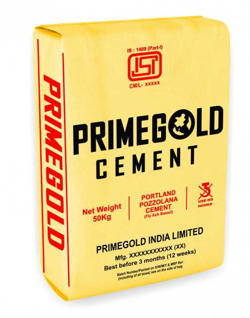 Prime gold Cement