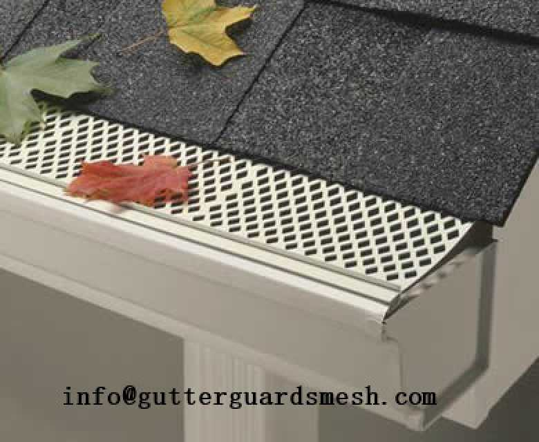 Diamond PVC Gutter Screen