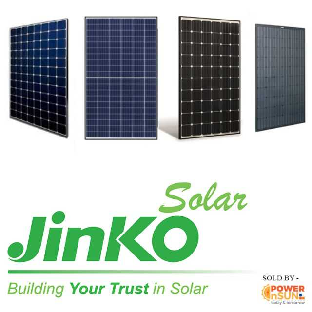 Jinko Solar Panel - Reliable PID Free Modules
