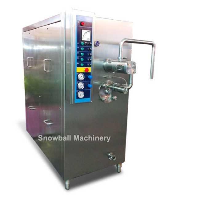 Ice Cream Continuous Freezer