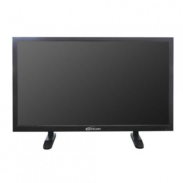 Security lcd cctv monitor 43 inch