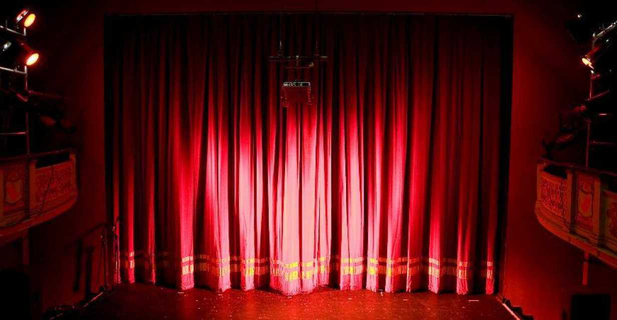 Stage Curtains Installation