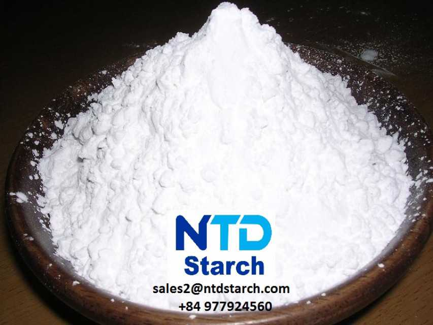 Native Tapioca Starch_good price