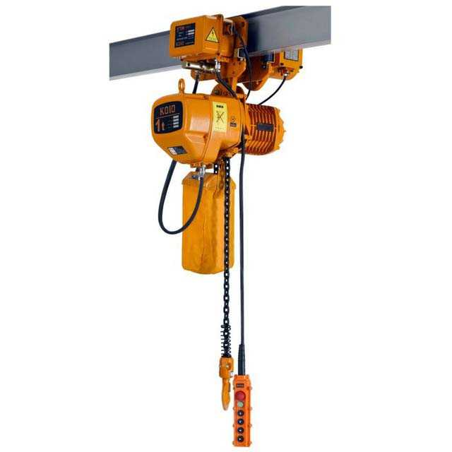 Kito Type Electric Chain Hoist