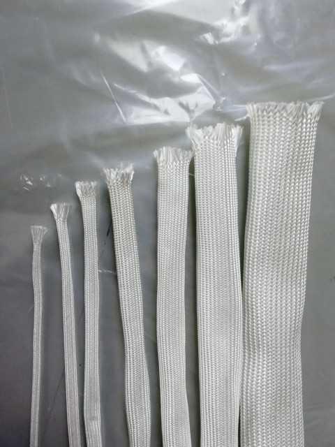 High temperasture-resistance special fiberglass sleeving