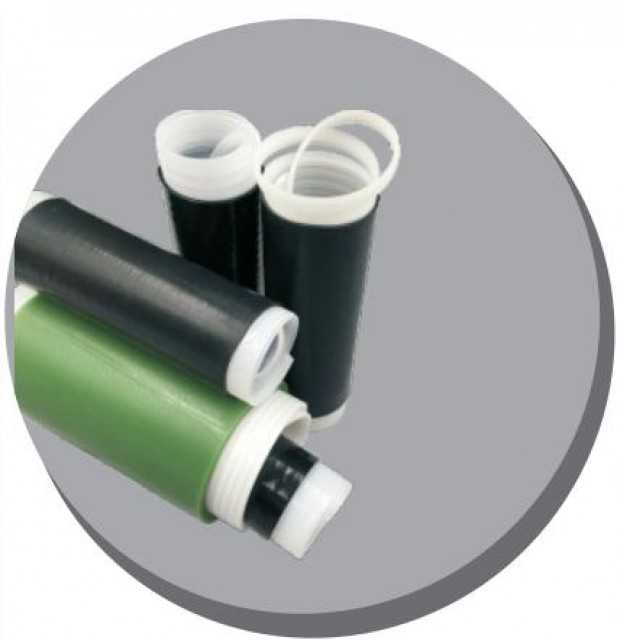 Silicone cold shrink tube