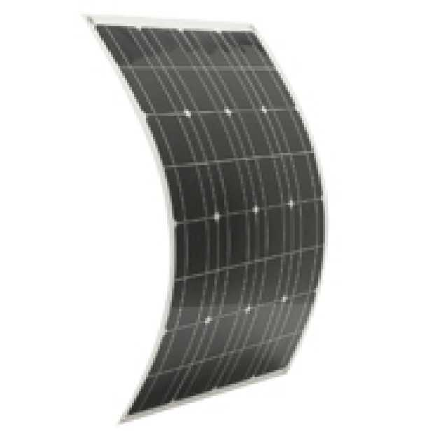 Hovall 100 Watt 12 Volt PET Laminated Flexible Solar Panel
