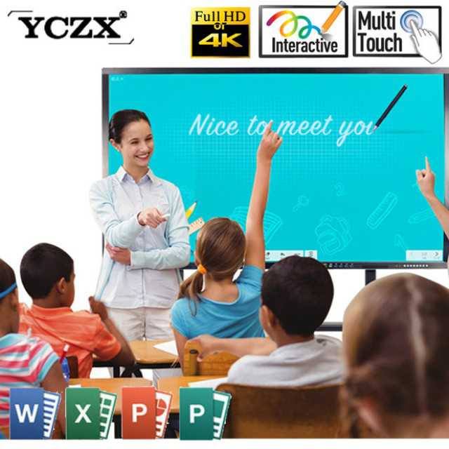 49 Inch Digital Interactive Whiteboard For Gaming