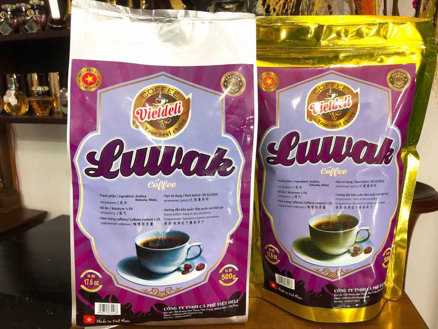 Sell LUWAK ROASTED COFFEE BEANS