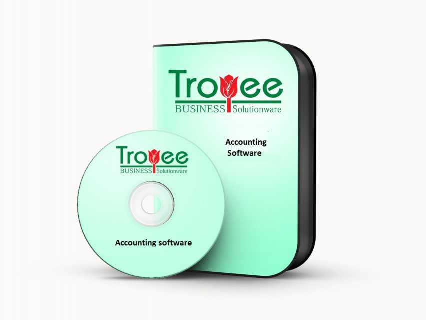 Troyee accounting inventory software