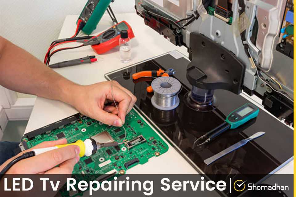 Television Repair service