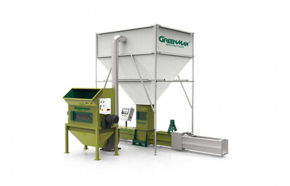 Foam densifier GREENMAX ZEUS C300