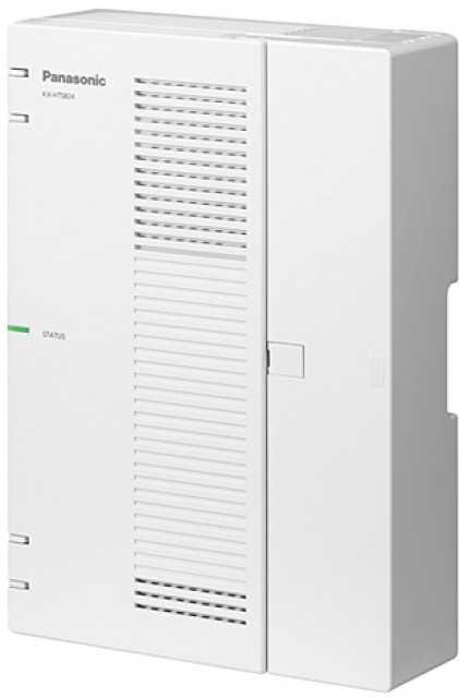 Panasonic KX-HTS 824 Hybrid IP PBX System
