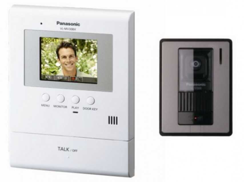 Panasonic VL-SV30 Video Door Phone