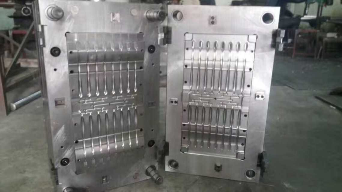 Toothbrush Handle Injection Mold Toothbrush Mould