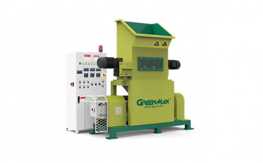 2019 new EPS densifier GREENMAX M-C100