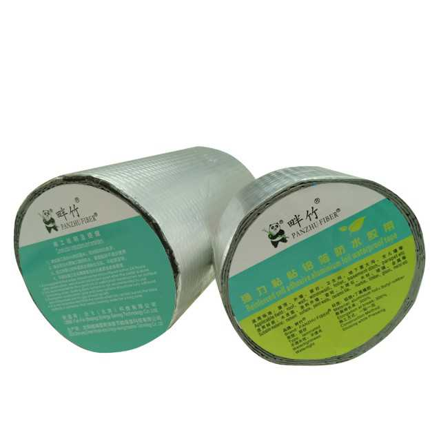 PANZHU Brand high quality sealant metal roof butyl tape