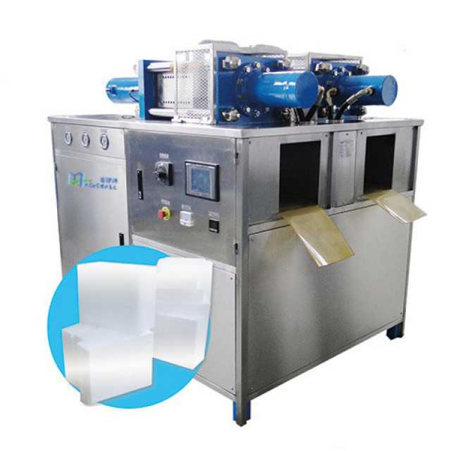 YGBJ-100-2 Dry ice block machine