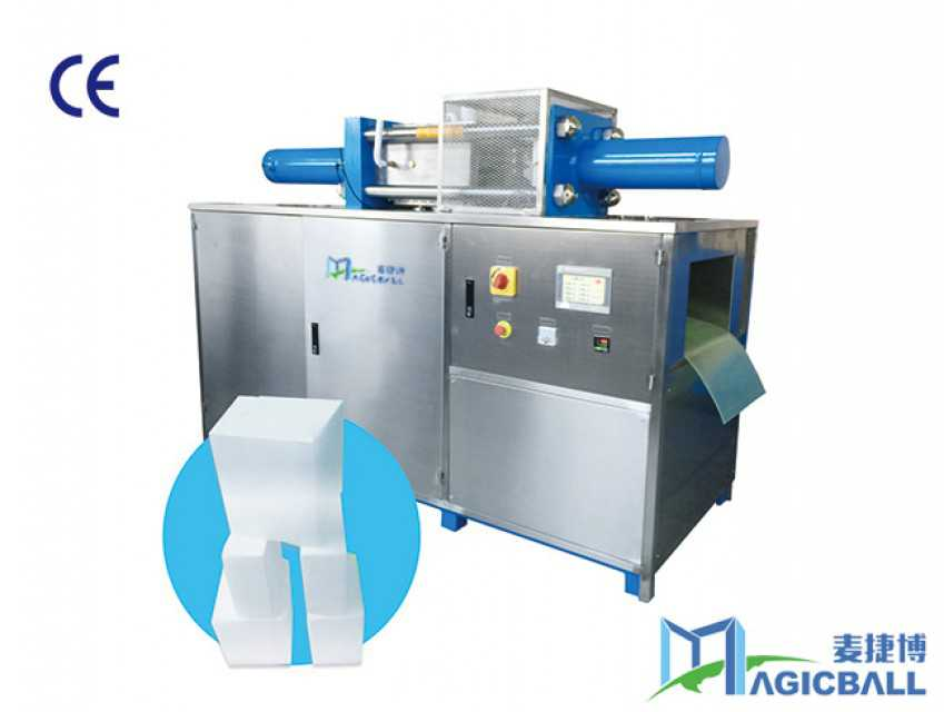 YGBJ-500-1 Dry ice block machine