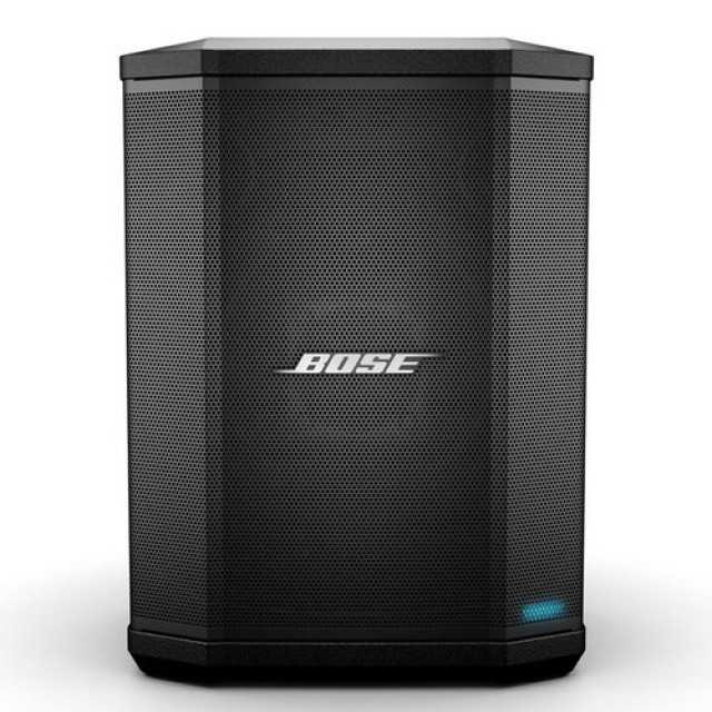 Bose S1 Professional Multi-Position Bluetooth PA System with Battery