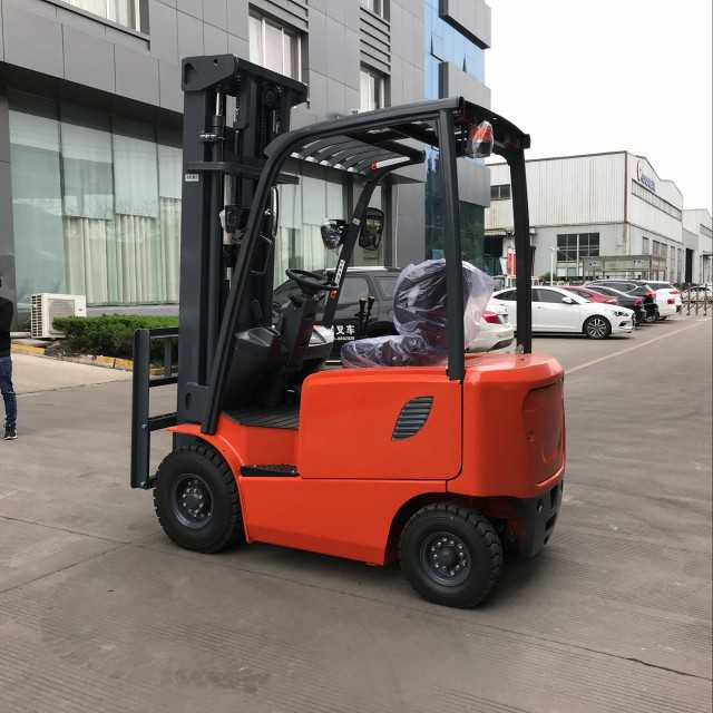 2.5 tons Electric forklift with CE