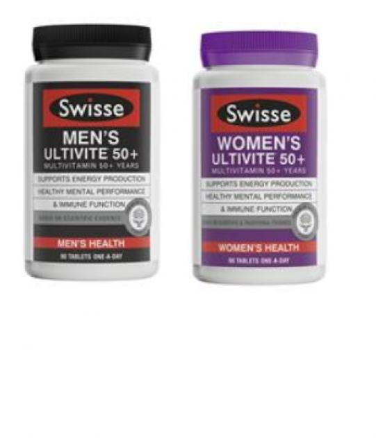 SWISSE MEN'S ULTIVITE 50+