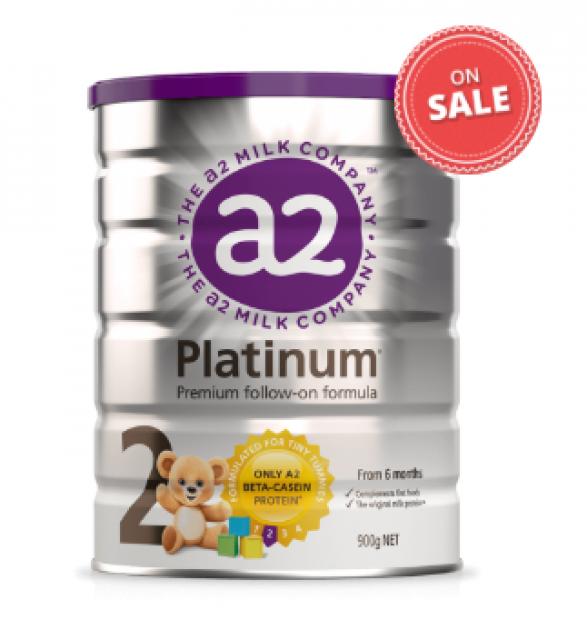 a2 Platinum® Premium Follow-on Formula: 6-12 Months