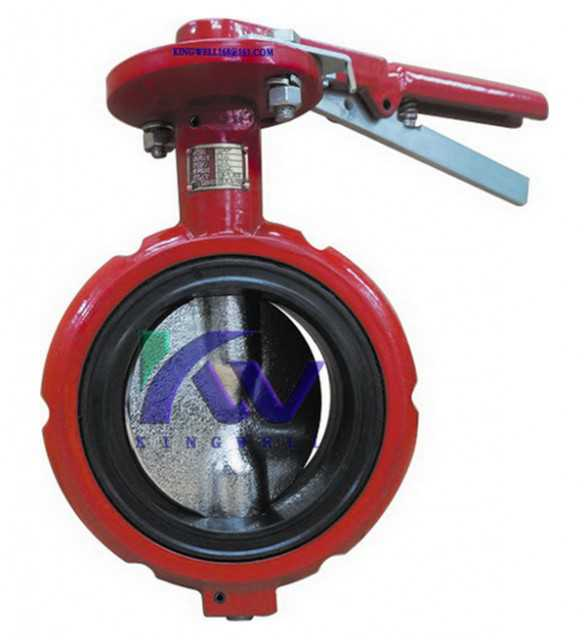 CAMERON interchangeable wafer butterfly valve