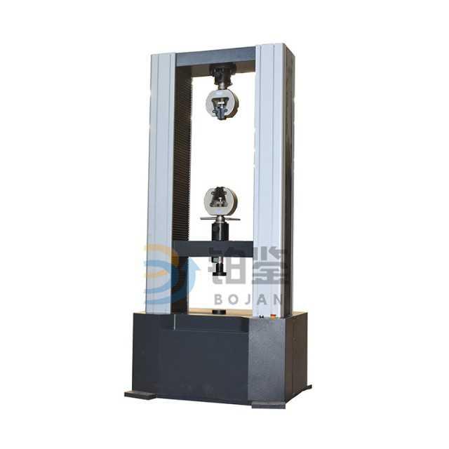 Electronic universal tensile testing machine