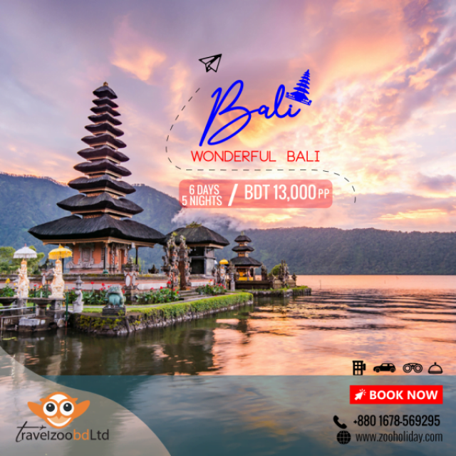 Bali Amazing Offer 5N/6D