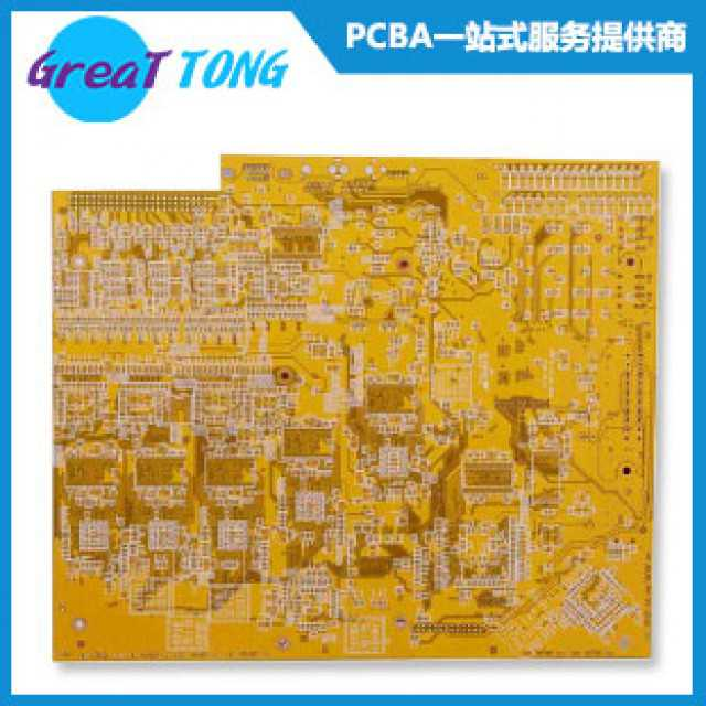 Auto Electrical System Thick Board PCB Fabrication-Grande China