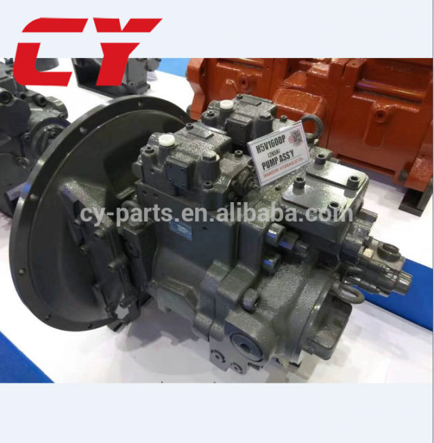 Excavator Hydrualic Piston Main pump