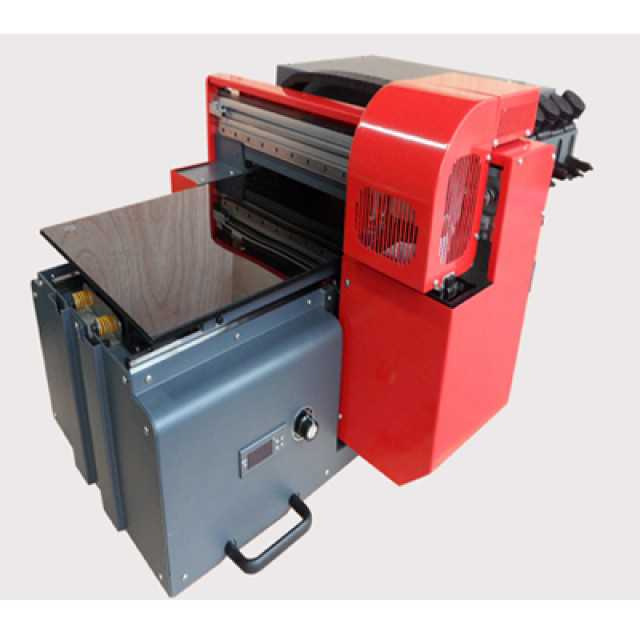 Acrylic Flatbed Printer