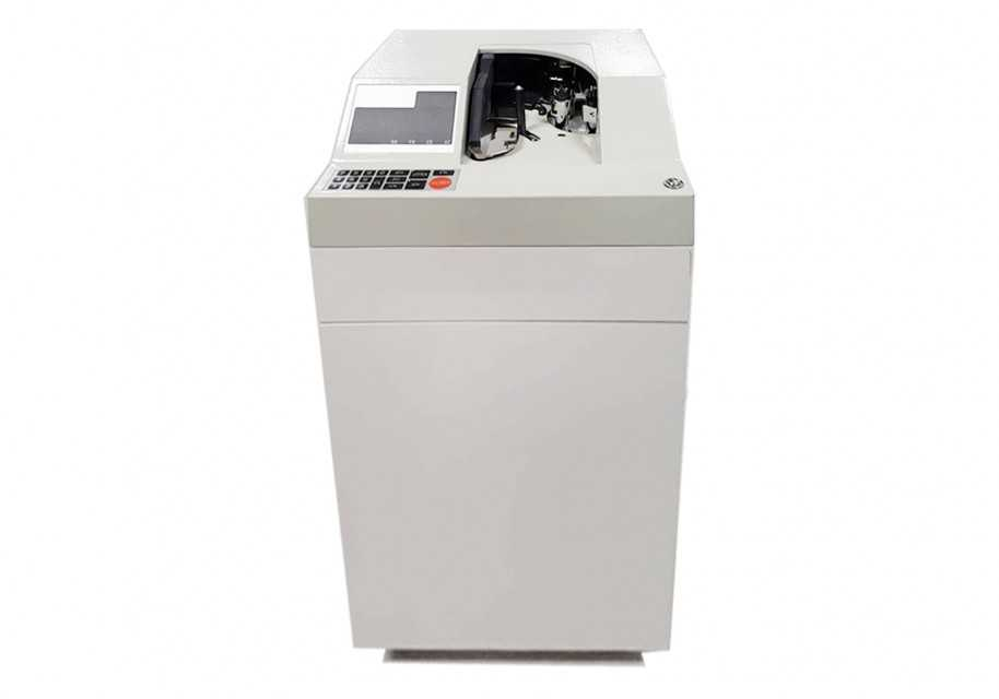 Vacuum Type Floor Mound Note Counting Machine