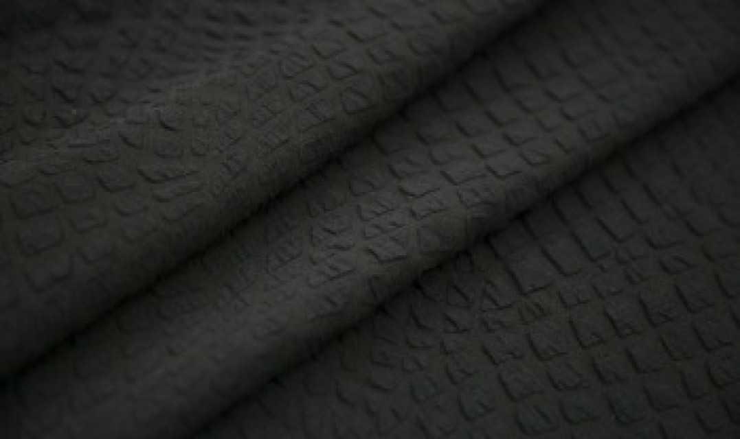 Puffy Jacquard Fabric