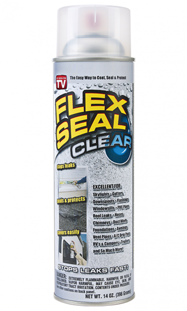 Flex Seal Family Of Products - Flex Spray (Clear)