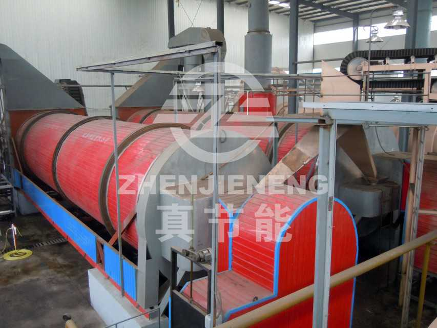 ZJN Drying Equipment For Alkali Sludge
