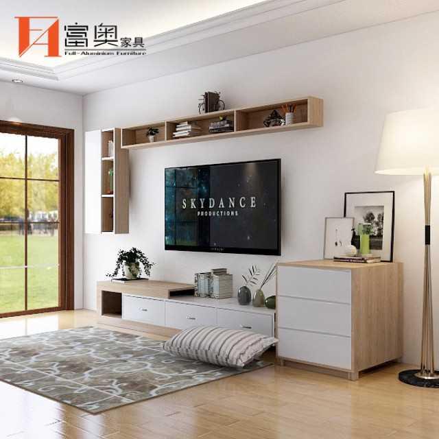 All Aluminum Living Room Furniture TV Stands