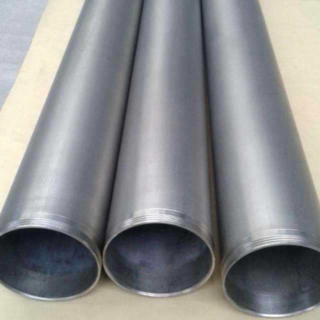 CORNMAX Factory Price Gr2 ASTM B337 Titanium Pipe
