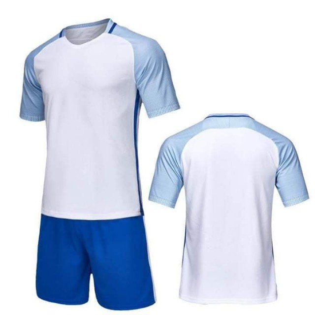 Sports Team Uniform Soccer Jersey & Short