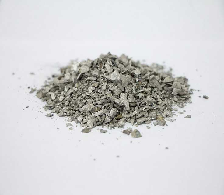 High titanium iron particles 0-2mm