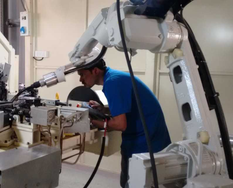 Industrial Robotic Systems