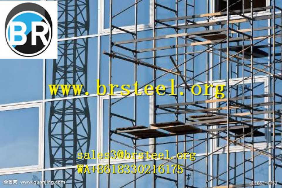 ERW ASTM A53 48*3.18*6M Scaffolding Steel Pipe,Construction Scaffold B