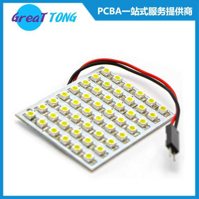 Tester Testing Quick LED 4 Layers PCB Prototype-PCB Manufacturer